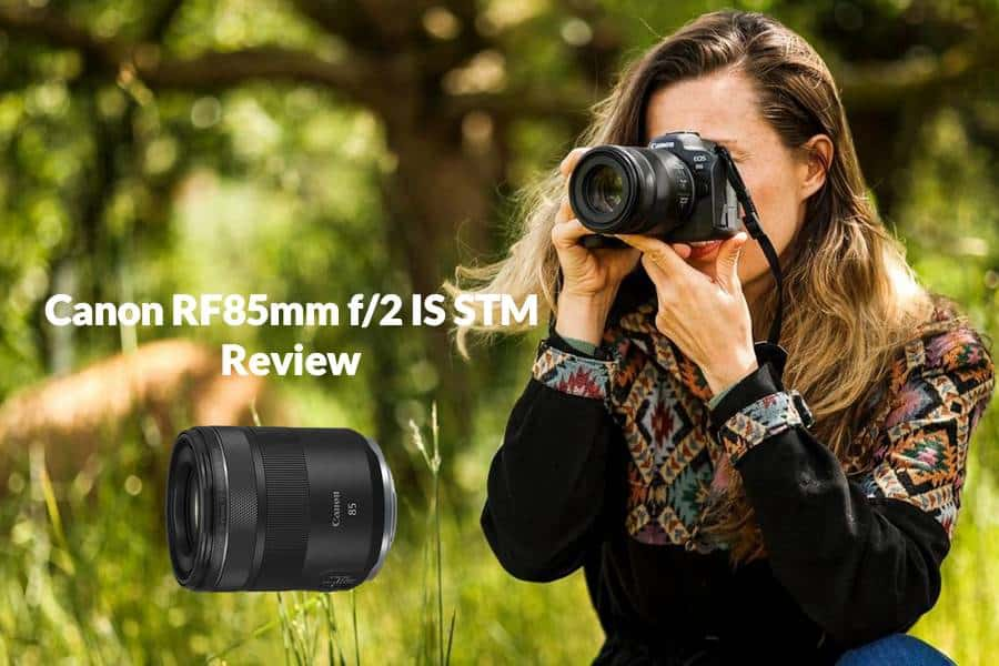 Canon RF85mm f2 IS STM