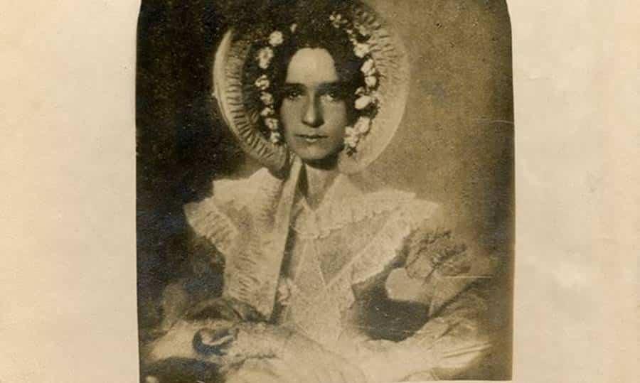 First Portrait - Dorothy Catherine Draper