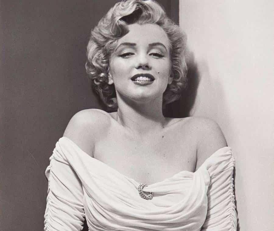 Philip Halsman. Marilyn Monroe, 1952