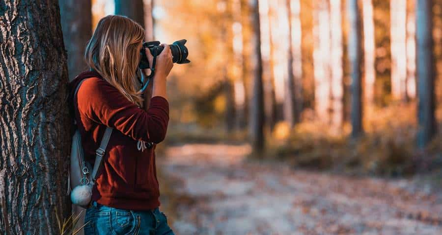 Portrait Photography in Daylight