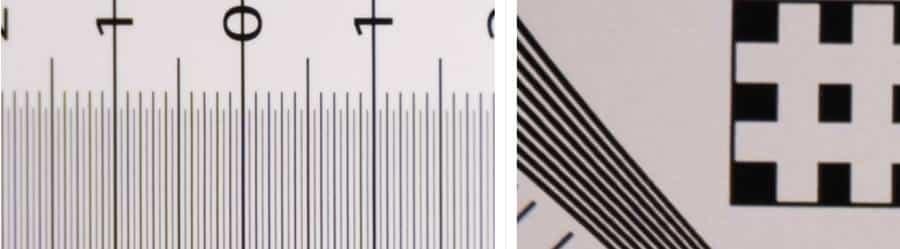 Chromatic Aberration 105 mm
