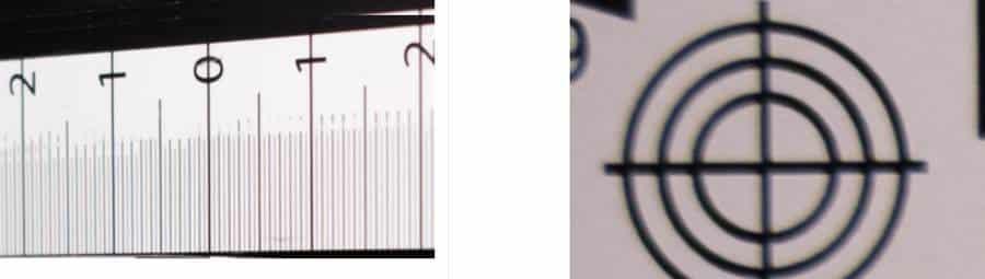 Chromatic Aberration 24 mm