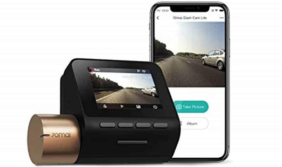 Sony 70MAI A500 Dash Cam Pro Plus