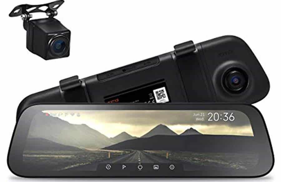 70mai Rearview Dash Cam Wide