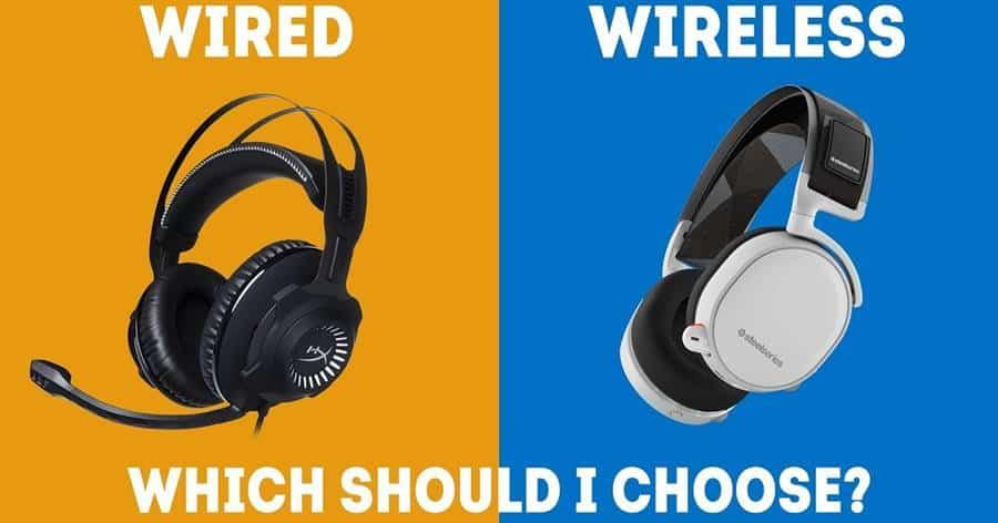 Bluetooth Vs Wired Headphones