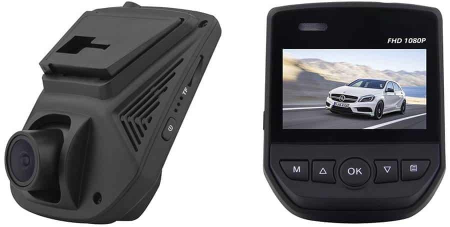"Vehicle DVR Dash Cam 2.4"" Wide Angle"