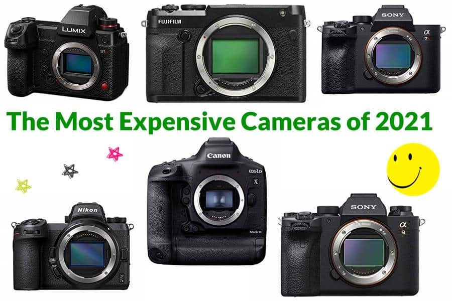 Most Expensive Cameras