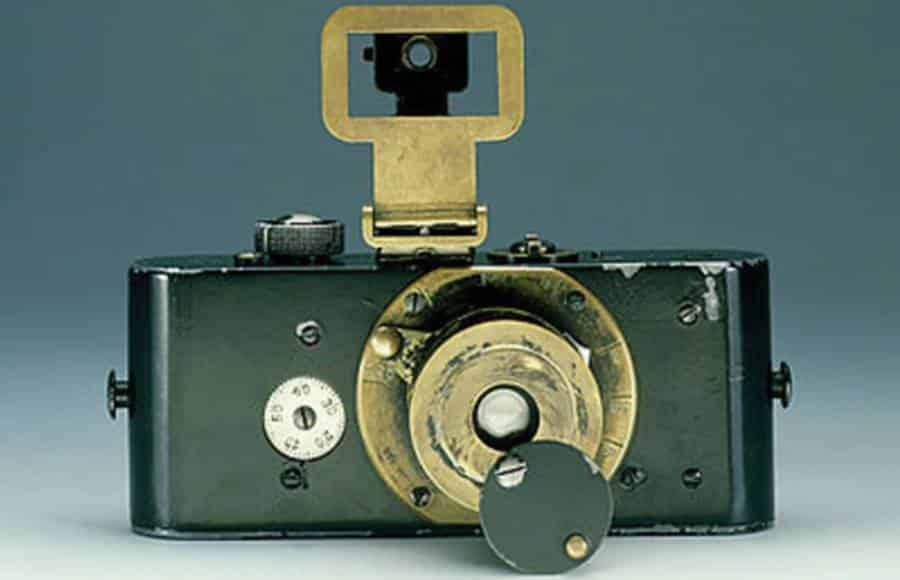 First Kodak Portable Camera