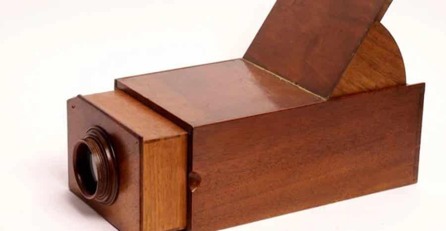 miniature camera obscura
