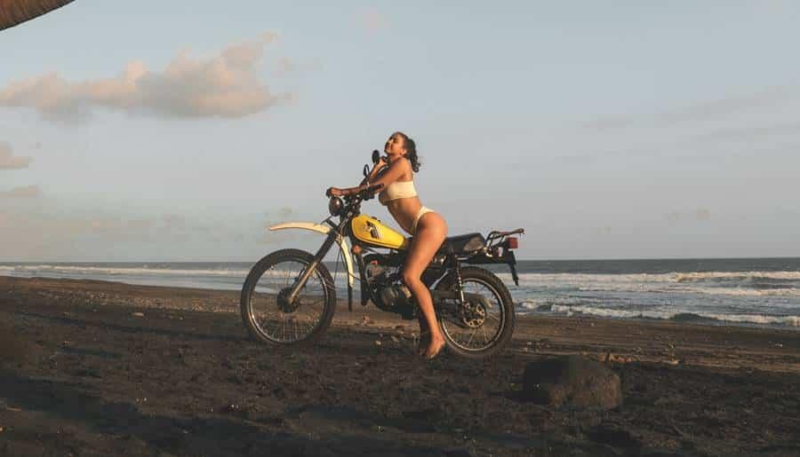 Bike Photoshoot Ideas