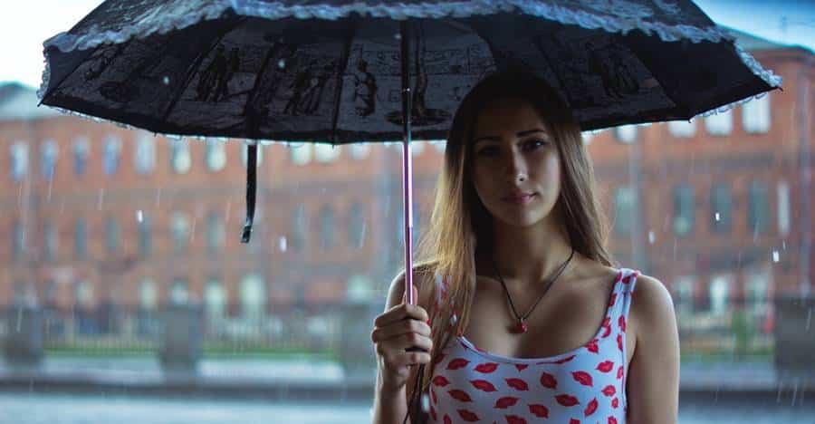 In Drops of Rain