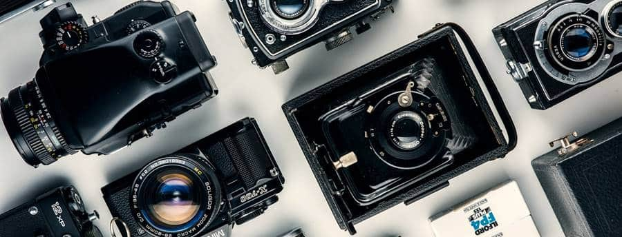 What Type of Camera to Choose for A Novice Photographer?
