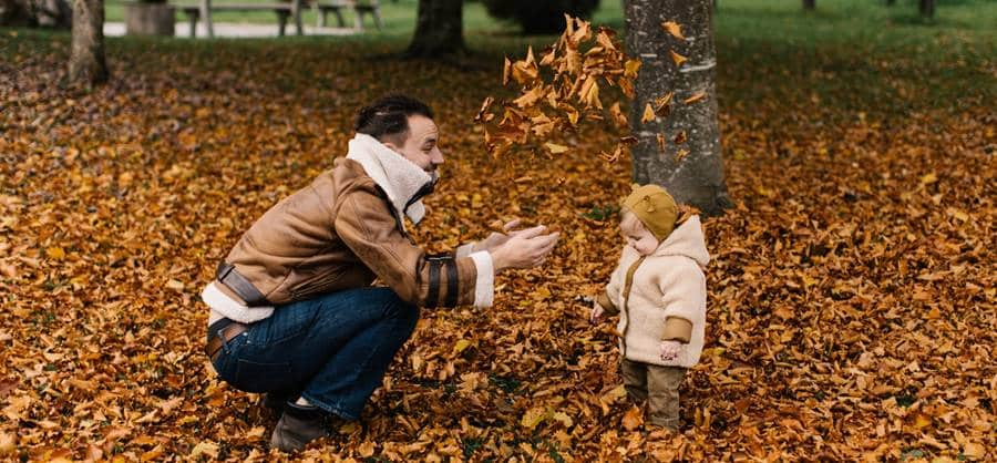 Autumn Family Photoshoot Ideas
