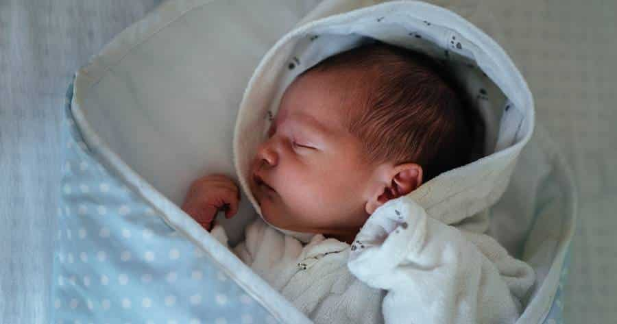 Newborn First Outfit