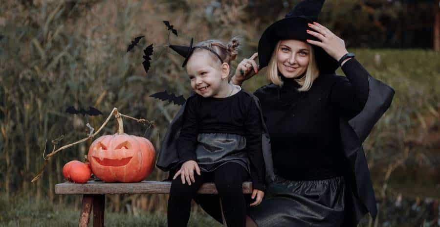 With Pumpkins