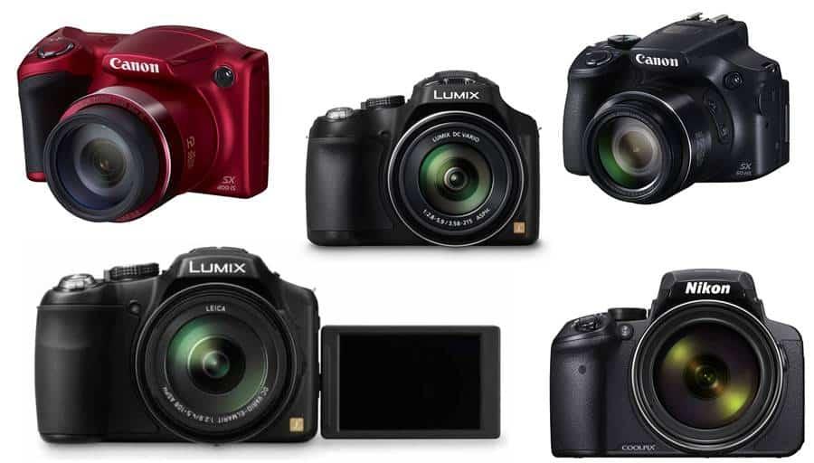 Best Selling Bridge Cameras