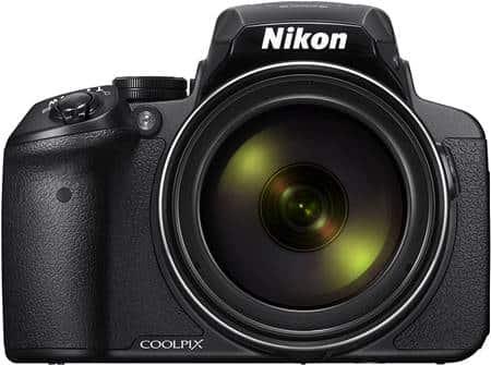 Nikon Coolpix P900 - The Best Nikon Bridge Camera