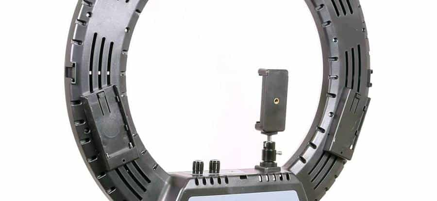 The LED Case of Ring Light