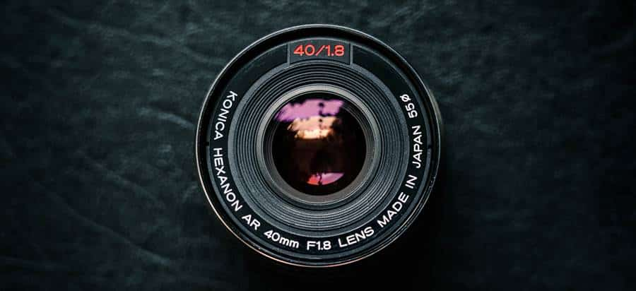 Camera Lenses Explained from A to Z