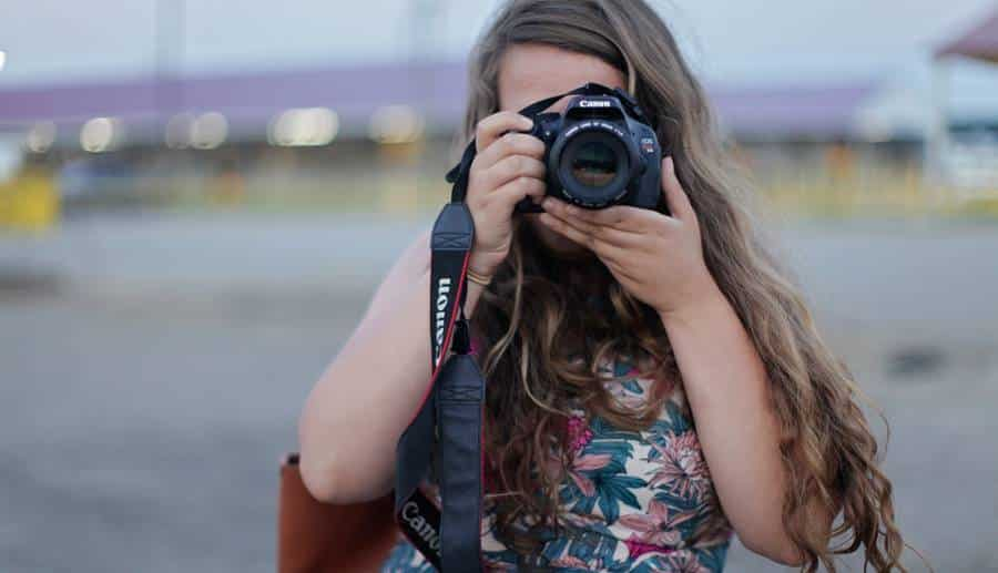 Finding Camera Shutter Count of a Canon Camera