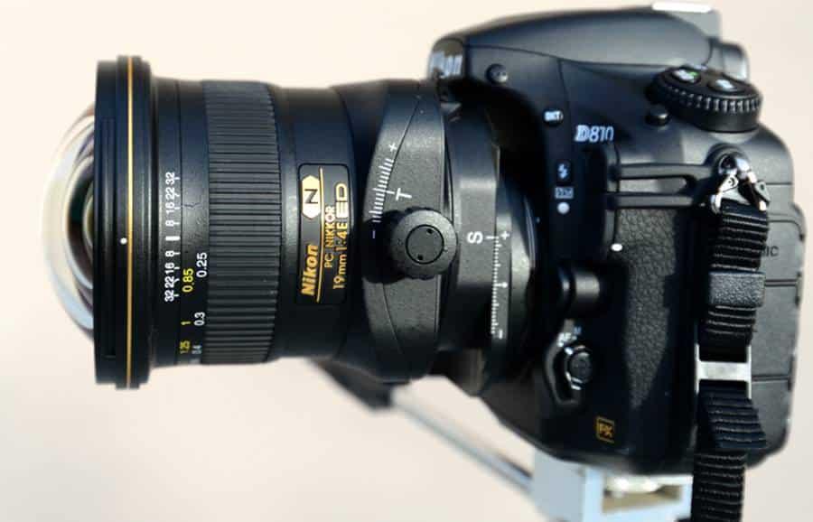 Nikon PC-E ED Tilt-Shift Lens