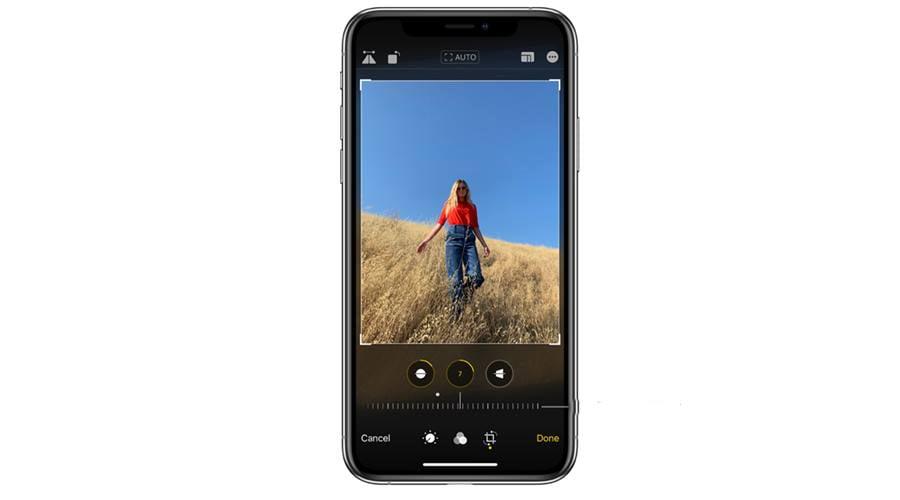 iPhone Image Editor