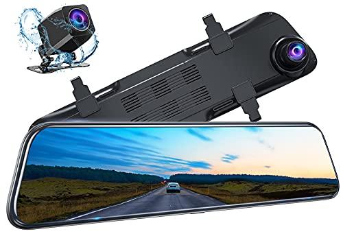 Kingslim 4K Dual Dash Cam Recorder