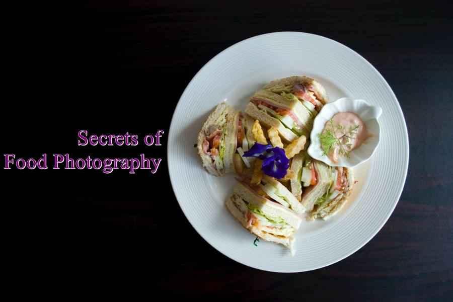 Secrets of Food Photography