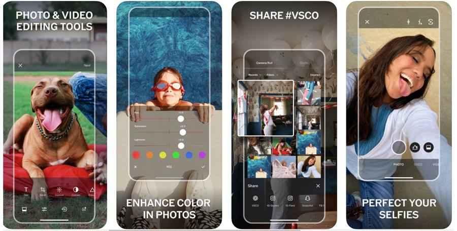 VSCO Photo Editor