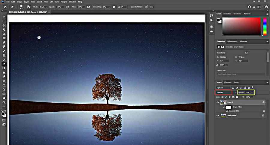 How to Make Things Glow in Photoshop Using Orton Effect?