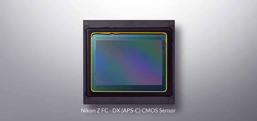 Nikon Z FC - Image Sensor
