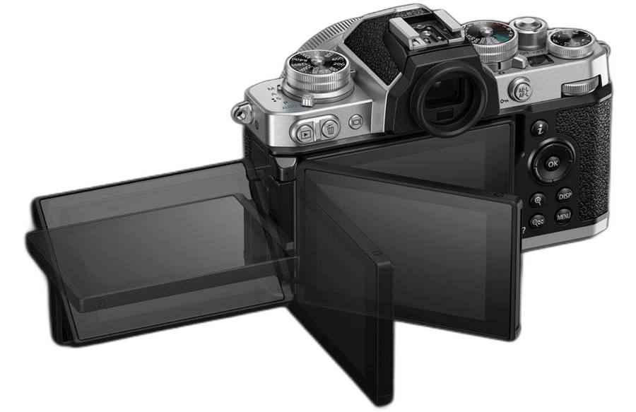 Display LCD - Nikon Z FC
