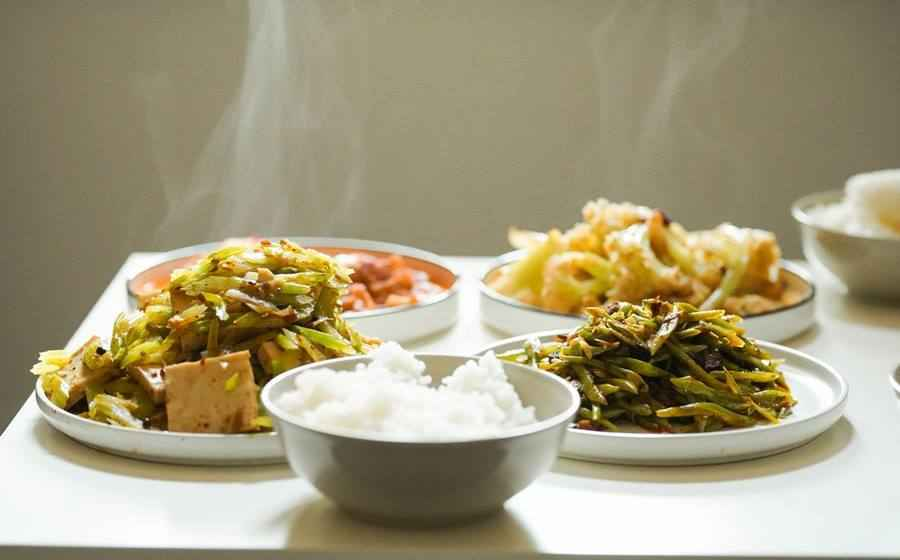 Smoke Photography and Food Photography